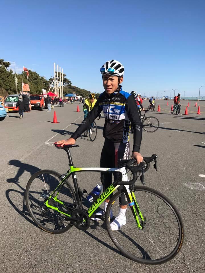 【レースレポート】チャレンジロード J1 39km 5位 山岸 大地