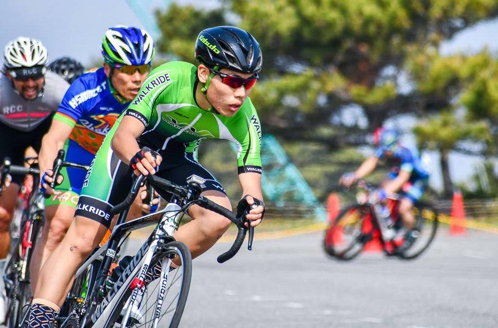 高石杯第54回関東地域自転車道路競走大会  高校生男子  35位