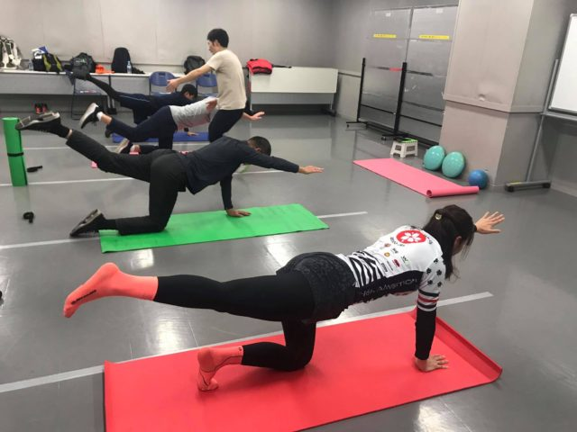 6月26日ペダリングスキルを高める身体作り&エクササイズin新宿(日時変更となりました)