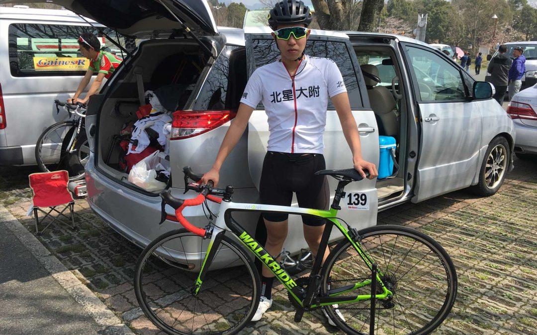 レースレポート:全国高等学校選抜自転車競走大会 島野 翔汰