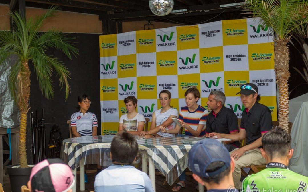 6月1日「世界基準の自転車トレーニングセミナー」in三浦半島 レポート