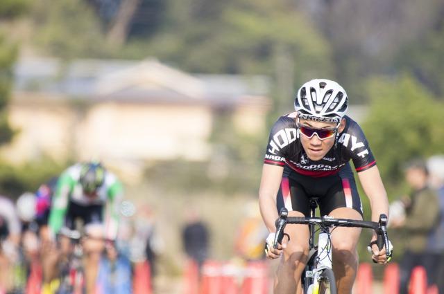 【レースレポート】全国高等学校選抜自転車競技大会ロード 33位